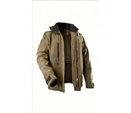 CHAQUETA ARGALI 2 LIGHT SHORT OLIVE
