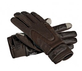 GUANTES TOUCH RAMSHELL MARRON