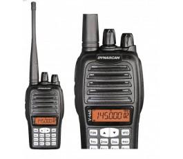 EMISORA V-440 PORTATIL VHF DYNASCAN 1600MAH