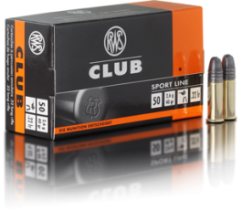 22 LR club 40 grains